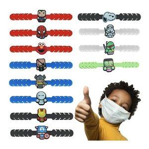 Mask Strap Extender for Kids 12Pcs